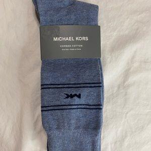 Michael Kors Mens Dress Socks 3 Pairs
